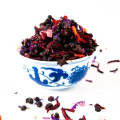 Holunderpunsch - Früchte Tee - 250g