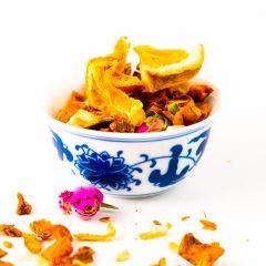 Apfeltee Karneval der Früchte - Früchte Tee - 250g