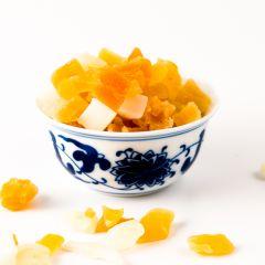 Lychee-Ananas-Ingwer - Früchte Tee - 100g
