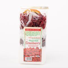 Magenrebell Cranberry Likör-Ansatz