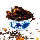 Preiselbeer-Apfel-Sahne - schwarzer Tee - 100g