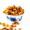 Apfel-Birne-Mandarine-Ingwer - Früchte Tee - 100g