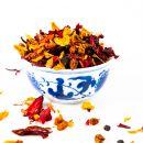 Sanddorn-Holunderbeere - Früchte Tee - 100g
