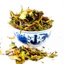 Weißer Tee Aprikose - Grüner Tee - 100g