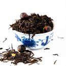 Schwarze Johannisbeere - schwarzer Tee - 100g